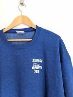 Stunning vintage ski fest champion sweatshirt XXXL Excellent condition