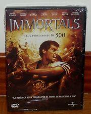 IMMORTELS - DVD - NEUF - SCELLÉ - ACTION - DRAMA - FANTAISIE - AVENTURES
