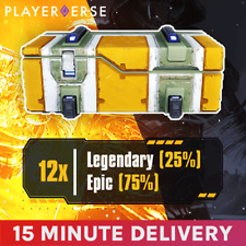 Outriders - 80x Legendary/Epic Loot Chest (CT15) -  LV 50 - PC/PS4/5/Xbox One/X