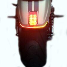 HARLEY VROD 12 13 14 15 16 LED INTEGRATED LIGHT BAR V ROD TURN SIGNALS BRAKE