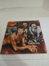David Bowie Diamond Dogs Vinyl CPL1-0576 Record Album LP