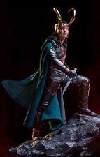 IRON STUDIOS Art  1/10 Scale Thor: Ragnarok Loki Statue New No Box 25cm