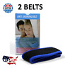 2 (TWO) Stop Snoring Chin Strap SNORE BELT Apnea Jaw Solution Sleep TMJ Support