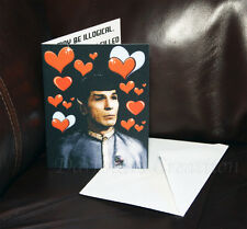 Mr. Spock - Star Trek Fan - Fun & Funny Vulcan Friendship or Anniversary Card!