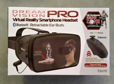 TZUMI Virtual Reality 3D Glasses VR Headset w//Controller for iPhone 5//6//7//8//X//XR