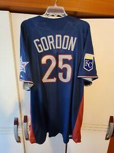Alex Gordon 2010 Triple A All-Star Authentic Game Jersey Kansas City Royals Sz52