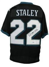 Duce Staley Signed Philadelphia Eagles Jersey (TriStar Hologram) Super Bowl XL