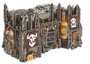 Warhammer 40k Kill Team: Octarius Scenery Terrain Building Ruins & Walkway b NOS