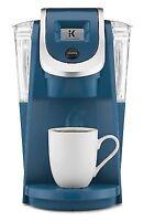 ~ Keurig K250 Plus Single Serve K-Cup Pod Coffee Maker . blue. NEW