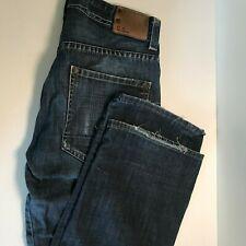 G-STAR Men's Blue Denim Jeans - Waist 32 Inside Leg 32 - Condition