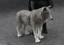 1/6 Scale Wolf Model Toys Game of Throne For 12
