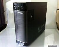 Lenovo Essential IdeaCentre H515s Desktop SSF Gehäuse/Case, leer, Schwarz, NEUW.