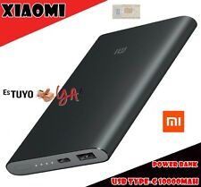 Batería Xiaomi Powerbank Pro 10000 mAh nuevo modelo Usb Tipo C