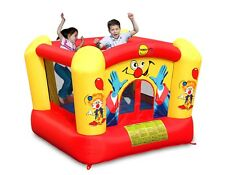 Happy Hop New Kids Clown Bouncy Castle Inflates in 60 Seconds All in 1 Box