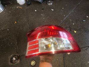 2007-2011 toyota yaris RH passenger side tail light assembly OEM 08 09 10