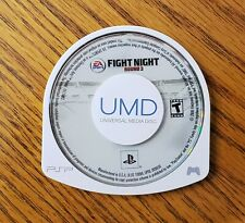 Fight Night: Round 3 (Sony PSP, 2006) Game Only!! - Tested - Fast Shipping