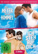 Drei Meter über dem Himmel + Ich steh auf Dich, 2 DVD in einer Box NEU + OVP!