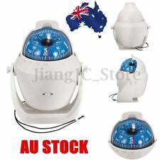 AU LED Light Sea Boat Marine Compass Electronic Digital Van Car Truck Navigation
