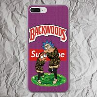 Backwood Cigar Phone Case iPhone Xs 11 Pro Max Xr 8 7 6S 6 Plus X se 2020 Cover