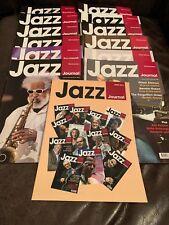 12 X JAZZ JOURNAL INTERNATIONAL MAGS VOL. 66 -  No. 1 to No. 12 (2013) & INDEX