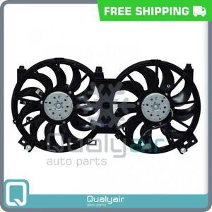 AC Radiator-Condenser Fan fits Nissan Maxima QU