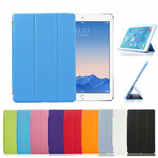 FUNDA CARCASA FLIP MAGNETICA TABLET IPAD MINI 4 SMART COVER CASE + TAPA TRASERA