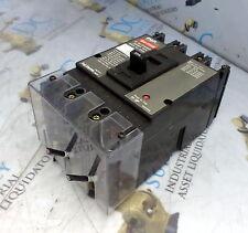 Fuji Electric Bu-Fhb3020 600Vac 20 Amp 3 Pole Circuit Breaker