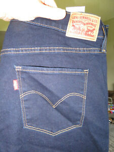 Womens Levi's 312 shaping boot jeans size 33 16 M #2