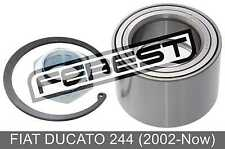 Front Wheel Bearing Repair Kit 55X90X60 For Fiat Ducato 244 (2002-Now)