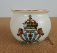 Crested Ware W.H Goss Queen Victoria Diamond Jubille 1896-97