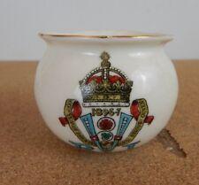 Crested Ware W.H Goss Queen Victoria Diamond Jubille 1896-97