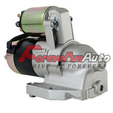 New Starter for Ford Fusion Lincoln Zephyr Mercury Milan 3.0L 2006-2009