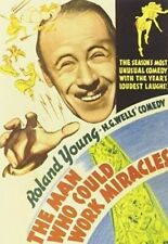 16mm Classic-H.G. Wells' THE MAN WHO COULD WORK MIRACLES (1936)