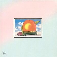 THE ALLMAN BROTHERS BAND - Eat a Peach - CD NM