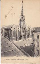 Carte Postale Ancienne Lille