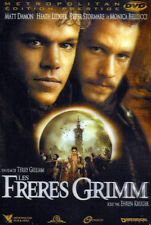 DVD ** LES FRERES GRIMM ** avec M.Damon (neuf emballé)