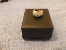 9ct gold ear ring