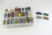 Large Vintage Matchbox Tootsie Toy Hot Wheels Lot with Carrying Case