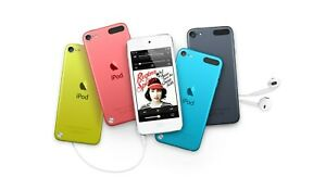 Apple Ipod Touch 5th Generation Black Silver Blue Yellow Red 16GB 32GB 64GB