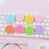 40 pcs Resin Smiley Face Craft 15mm Mixed Cabochons Flatbacks Embellishments