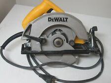 """DeWalt DW369 7-1/4"""" Circular Saw with electric brake"""