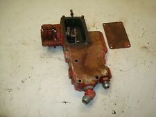1979 International Ih 1486 Tractor Priority Valve Assembly