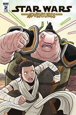 Star Wars Adventures #2 IDW Comic 1st Print 2017 New NM