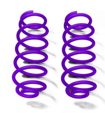"""Sinbad Purple Rear Coil Springs For Jeep Wrangler JK 2007-2018 With 2.5"""" Lift"""