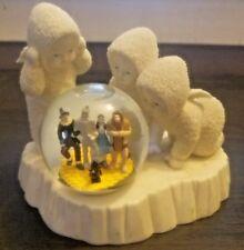 Vintage Snowbabies Wizard of Oz Collectible Snowglobe Figurine