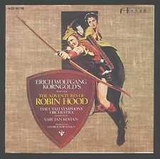The Adventures of Robin Hood - CD von 1983 - Japan-Import