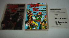 Sergeant York Book No 3-register and films ** with Tex **