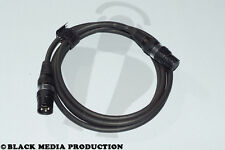 XLR Kabel Mikrofonkabel Stage 22 Highflex | 2m, Klett HiCon Steckverbinder *NEU*