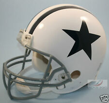DALLAS COWBOYS (1960-63 Throwback) Riddell Full-Size Authentic Helmet