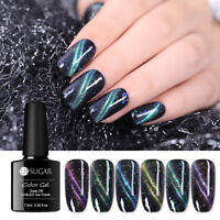 UR SUGAR 7.5ml Soak Off UV Gel Luminous 3D Cat Magnetic Polish Nail Art Varnish